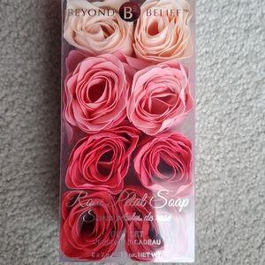Rose Petal Soap Gift Set